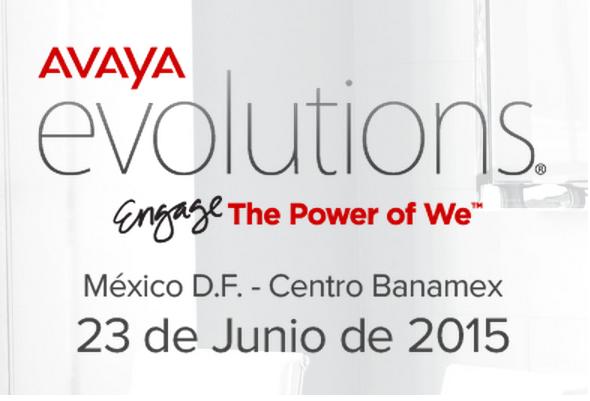 Avaya Evolutions 2015